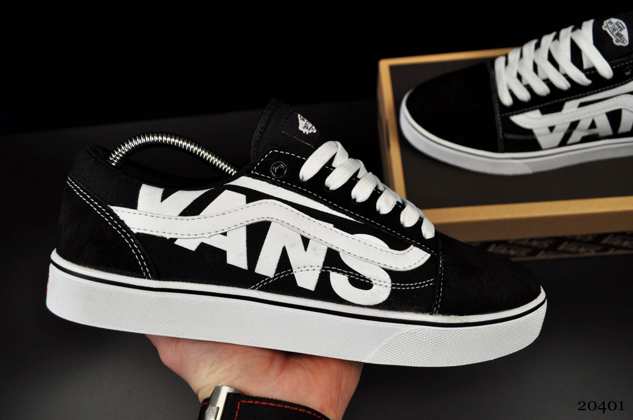 bc253fba4 кеды Vans old Skool арт.20401 - krossovkishop.com.ua