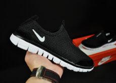 кроссовки Nike Free 3.0 без шнурков