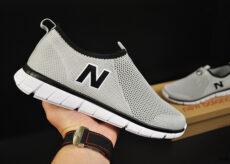 кроссовки New Balance без шнурков